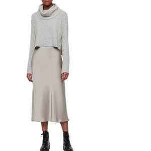 Tierny Two-Piece Sweater and Slip Dress